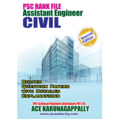PSC rank file Assistant Engineer Civil