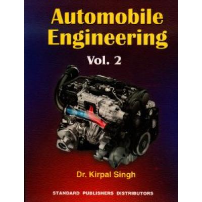 Automobile Engineering (Volume - 2)
