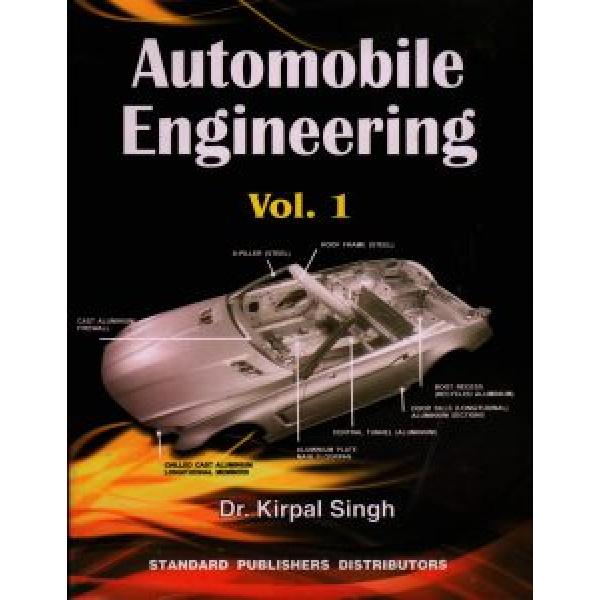 Automobile Engineering Vol 1