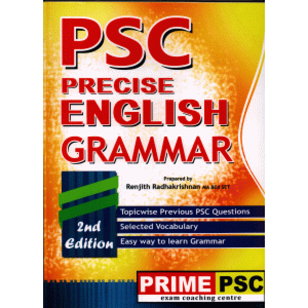 PSC Precise English Grammar