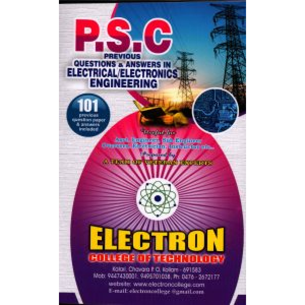 PSC PQ Electrical/ Electronics Engg