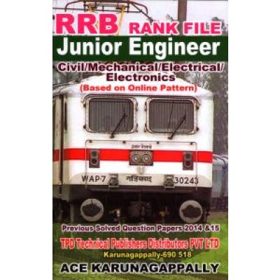 RRB Jr.Engr  Civil/Mech/Electrical/Electronics